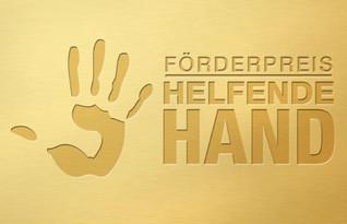 """Förderpreis """"Helfende Hand 2014"""" – Unterstützung für Projekte im Länderverband Küste"""