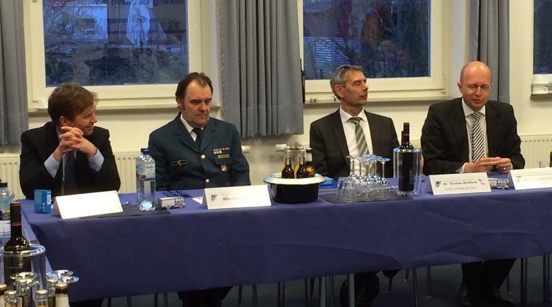 Konstituierende Sitzung des Beirates