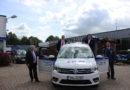 Neuer VW Caddy für das THW Kaltenkirchen