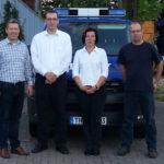 Treffen mit der Bundesvereinigung im Ortsverband Bad Oldesloe
