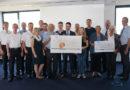 5.000 EUR Spende für die Helfervereinigung Sörup