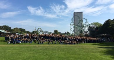 Hansa-Park in blau 2016
