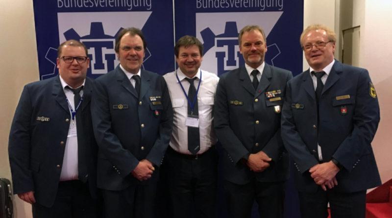 33. Bundesversammlung der THW-Bundesvereinigung in Radebeul