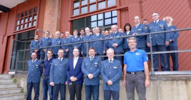 Landesversammlung der THW-Helfervereinigung in Lübeck