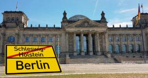 Bildungsfahrt nach Berlin - Fotos des Reichstagsgebäudes