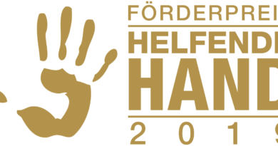 Förderpreis Helfende Hand 2019