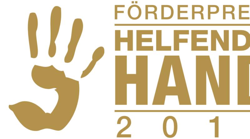 Logo Förderpreis Helfende Hand 2019