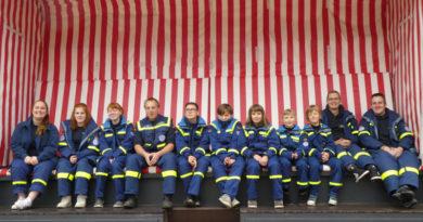 Ehrenamtlich Alltagsheld: Die THW-Jugend Sörup benötigt Unterstützung